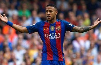 Neymar accepte de passer au PSG pour