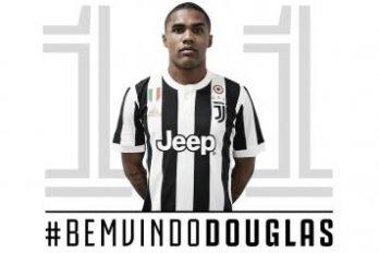 Officiel: Juventus signe Douglas Costa