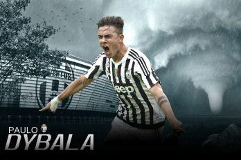 La Juventus ne vendra pas Dybala