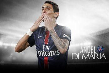 Angel Di Maria souhaite rejoindre Barcelone