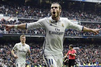 Uefa Super Cup: Madrid vs Man U 2-1