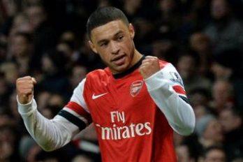 Liverpool signe Alex Oxlade-Chamberlain