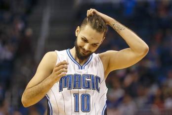 Evan Fournier brille contre Brooklyn en NBA