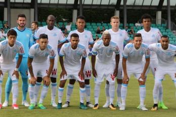 L'Olympique de Marseille bat Guingamp
