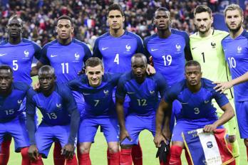 Les bleus et l'Espagne au Mondial 2018 ?