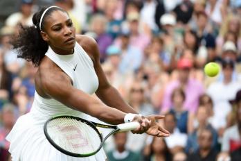 Serena Williams de retour en compétition