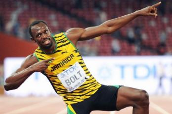 Usain Bolt va se lancer dans le foot