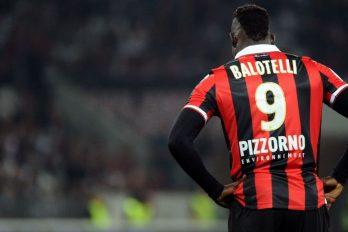 Balotelli reste à Nice et ne sera donc pas à l'OM