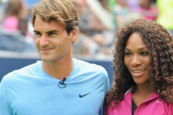 Victoire de Federer et élimination de Serena
