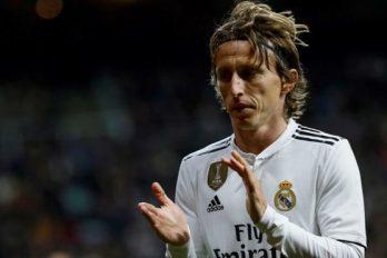 Luka Modric devient Ballon d'Or