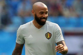 Mode rodage pour T. Henry et club de Monaco